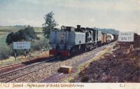 Summit - Highest point on British Colonial Railways