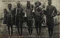 Akikuyu Types: Our caravan body guards(Guides and Elephant Hunters)