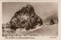 The Summit & Lewis Glacier (Mt Kenya)