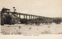 Macupa Bridge. Mombassa