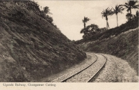 Uganda Railway, Changamwe Cutting.