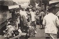 Une Station de Chemin de fer (Ouganda)