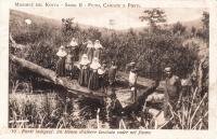 Fiumi, CascPonti indigeniate e ponti