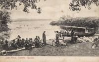 Lake Ferry, Entebbe, Uganda