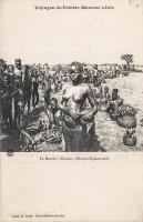 Le marché à Kisumu