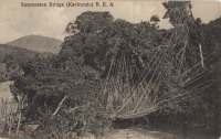 Suspension Bridge (Kavirondo) B.E.A