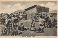 Kisumu Market, Kenya