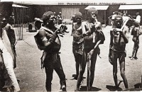 Paysans Kakirondo (Afrique Orientale)