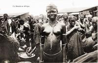 Un marché en Afrique
