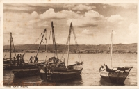 Fishing Boats, Kisumu