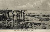 Water carrier Lake Victoria , Mango B.E.A.
