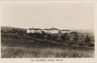 The Government Scholl. Nakuru
