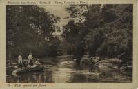 Sulle sponde del fiume
