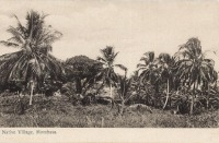 Native Village. Mombasa