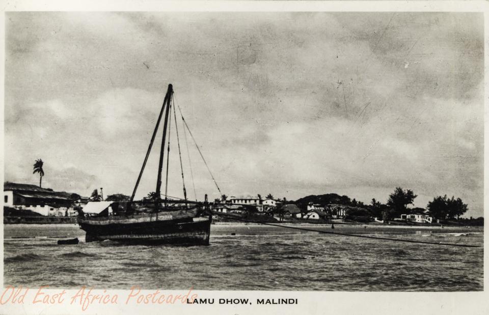 Lamu Dhow, Malindi