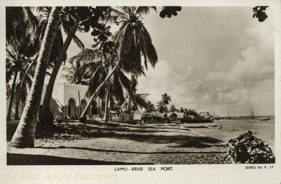 Lamu Arab Sea Port