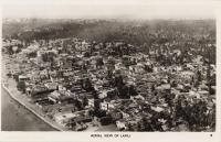 Aerial View of Lamu