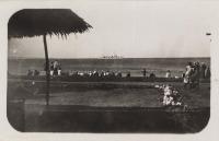 nil (A ship from the beach in Lamu)