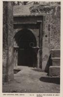 Gedi National Park Kenya - Quibla and Mimbar of Great Mosque