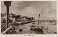 Lamu Seafront