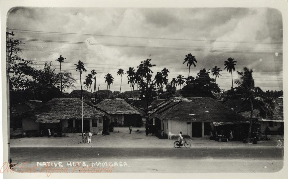 Native Huts, Mombasa
