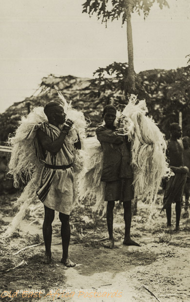 Bringing in the dried fibre