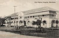 Civil Native Hospital, Mombasa
