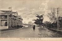 Metropole Hotel, Mombasa B.E.A.