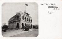 Hotel Cecil, Mombasa (B.E.A.)