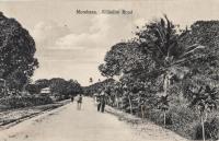Mombasa. Kilindini Road