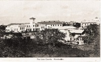 The Law Courts. Mombassa.