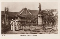 Mackinnon Statue, Mombasa