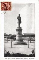 The Sir William Mackinnon Statue, Mombasa