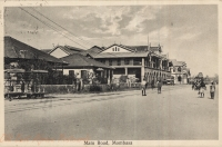 Main Road, Mombasa