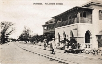 Mombasa. McDonald Terrace
