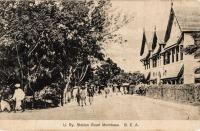 U. Ry. Station Road. Mombasa B.E.A.