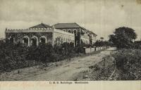 C.M.S. Buildings, Mombasa