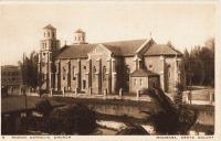 Roman Catholic Church - Mombasa - Kenya colony