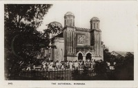 The Cathedral. Mombasa