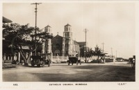 Catholic Church. Mombasa