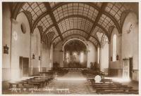 Interior of Catholic Church, Mombasa