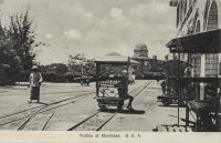 Trollies at Mombasa