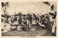Cannibal Dance, Mombasa