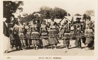 Native Ballet. Mombasa