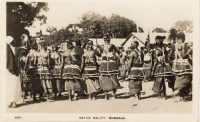 Native Ballet. Mombasa