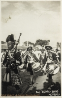 "The ""Scotch Band"", Mombasa"