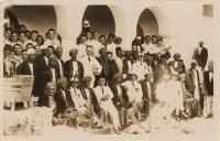nil (Réception chez le représantant du Sultan de Zanzibar)