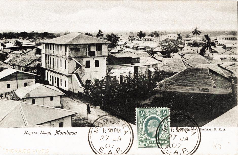Rogers s Road, Mombasa