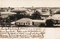Mombasa, B.E.A.