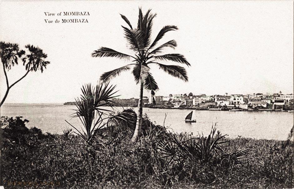 View of MOMBAZA - Vue de MOMBAZA